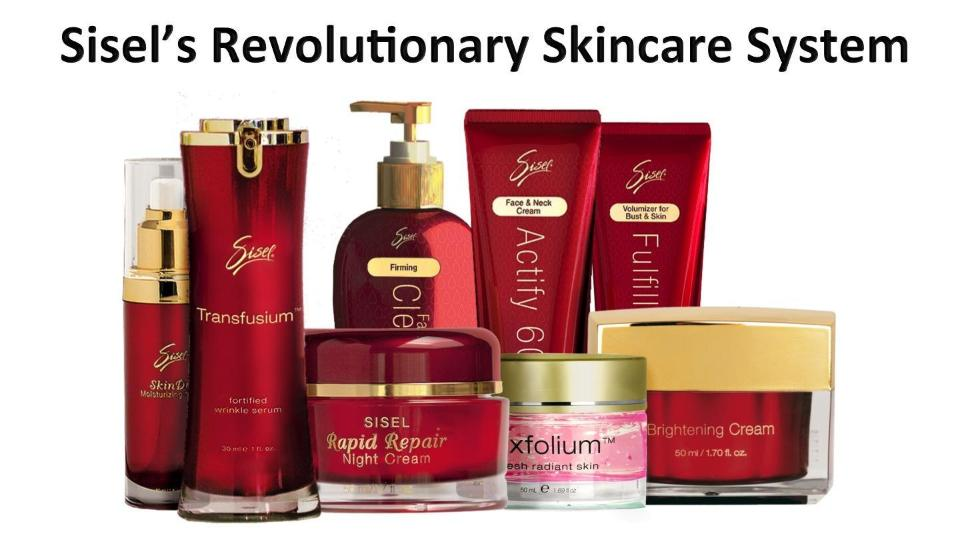 Anti Aging Skin Care Toxic Free Sisel's Skin Care Renewal System