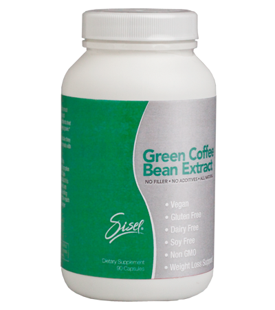 Picture: Sisel Green Coffee Bean Extract