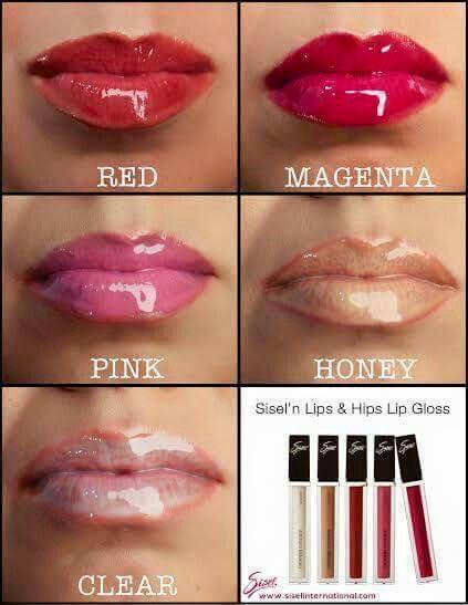 Toxin Free Lip Gloss - Sisel Safe