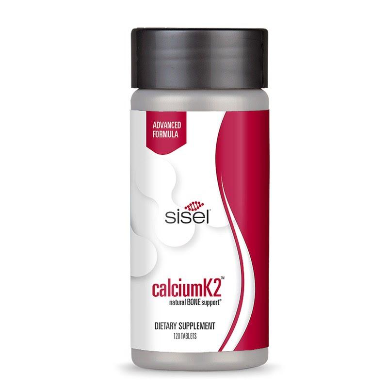 Sisel Calcium K2