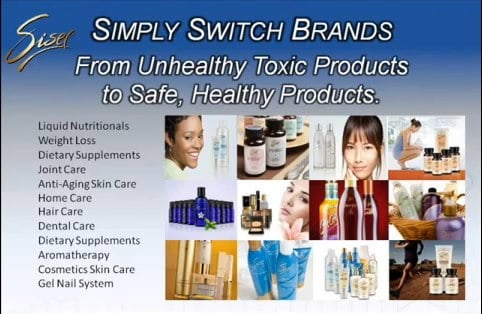 Sisel Safe Products Toxic Free