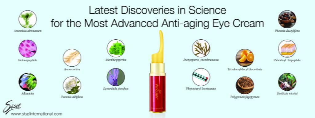Ingredients in Sisel's Vanquish Skin Care Cream Toxic Free