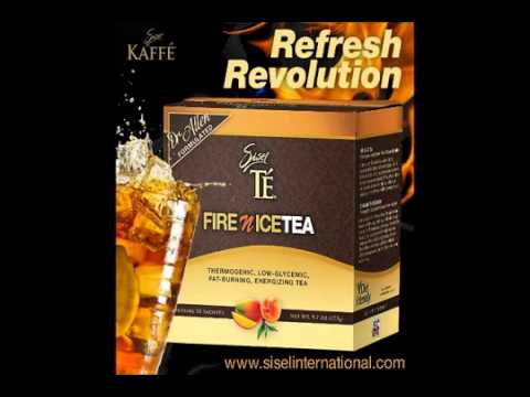 FireNIce ea btoxicfree Sisel Distributor Sisel International -alternative to diet soda and water