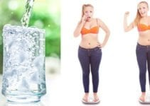 Weight loss and drinking water