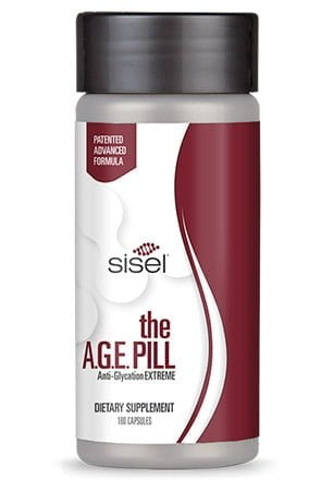 AGE Pill Ingredients Sisel