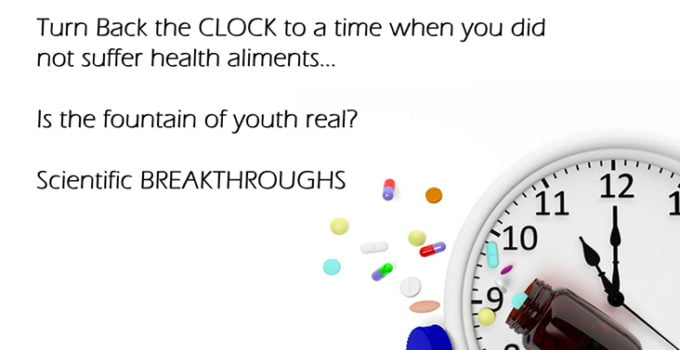 fountain of youth age pill