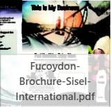 Fucoydon Brochure Sisel International