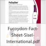 Fucoydon Factsheet Sisel International Thumbnail