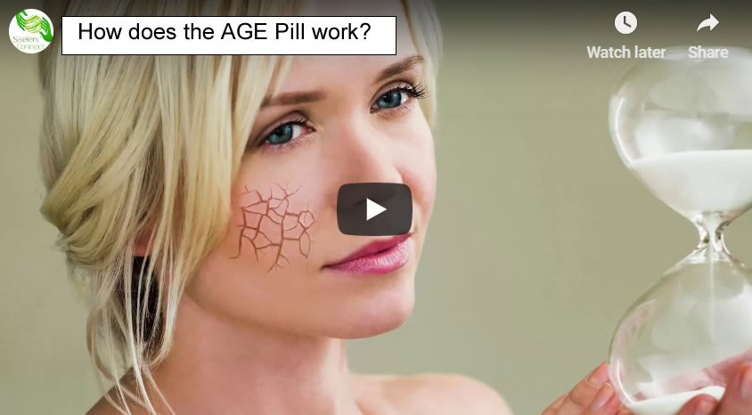 How  does the AGE PIll works Sisel International