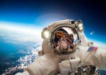 NASA uses astaxanthin and NAD +