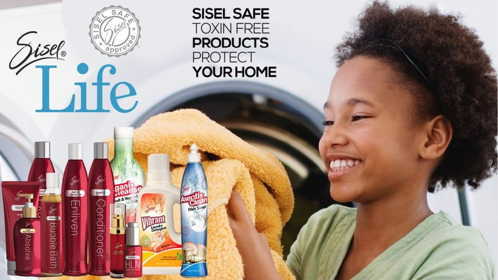 Sisel Life Toxin Free Bathroom Personal Care Products