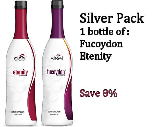 Silver Pack Saving Fucoydon Eternity