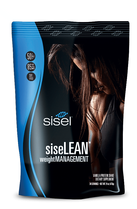Sisel Lean Vanilla Weight Loss Product
