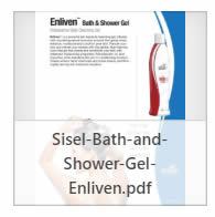Sisel Enliven Bath and Shower Gel FactSheet Thumbnail