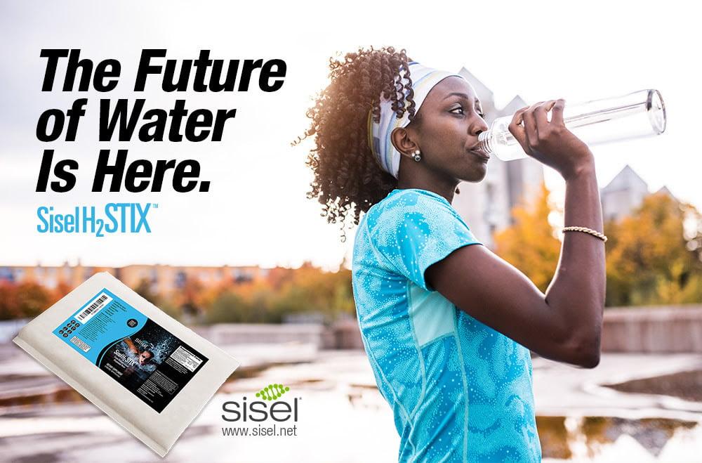 Sisel H2 Stix - Sisel Hydrogen Water - Diatomic Hydrogen Water