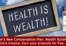 Sisels New Compensation Plan Wealth Building Income Generation B Toxic Free