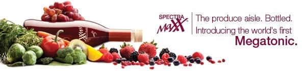 SpectraMaxx Megatonic Sisel International Product