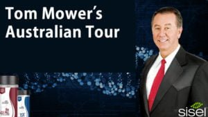 Tom Mower Australian Tour 2018