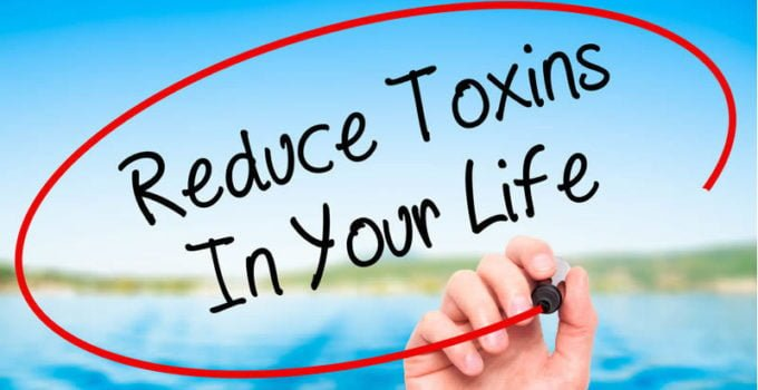 AGING Toxins - Reduce Toxins in your life