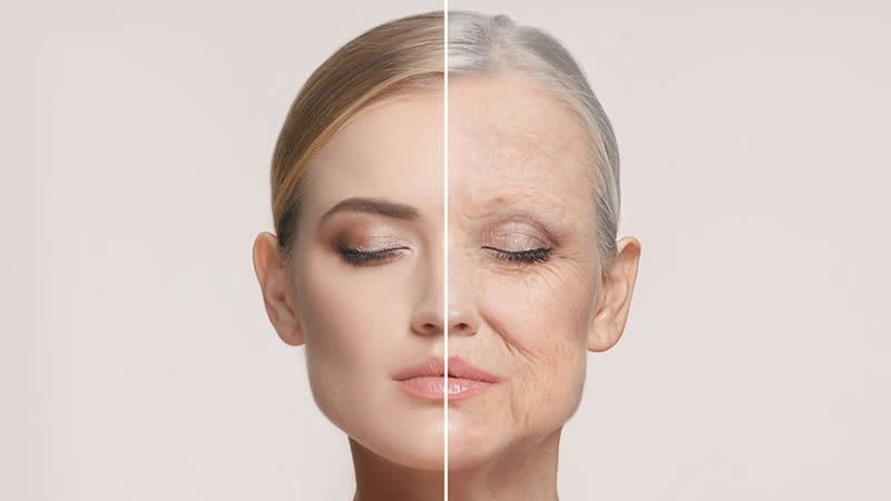Turn off AGING of the Skin