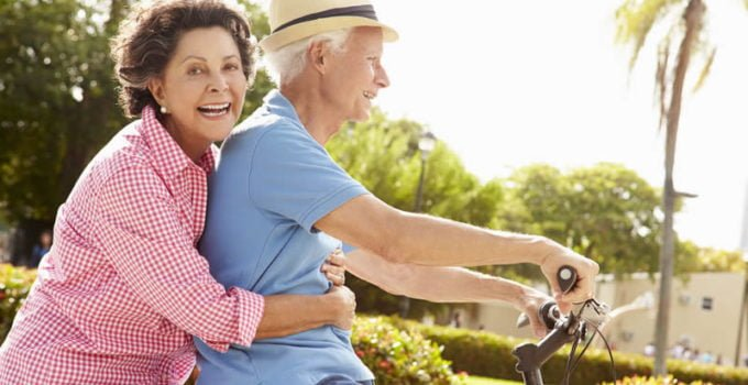 Why is it important for older adults to exercise