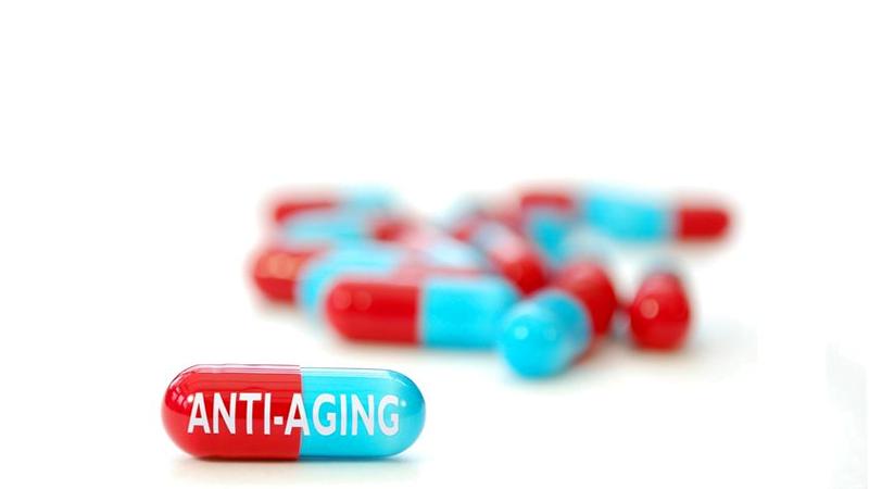 Anti wrinkle tablets