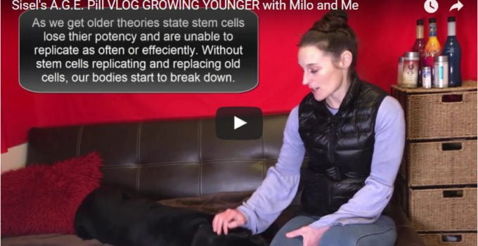 Growing younger with milo and me the age pill