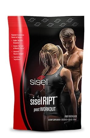 SISEL Ript | Post Workout Supplement | BToxicFree