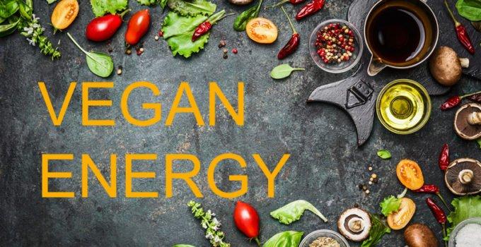 vegan supplement for energy